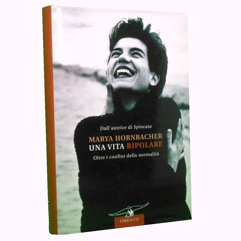 Copertina libro Una vita bipolare di Marya Hornbacher