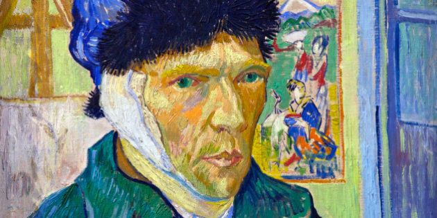 Vincent Van Gogh - 10 Bipolari famosi